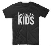 $15 Because Kids, , Dark Heather, Size S-XL